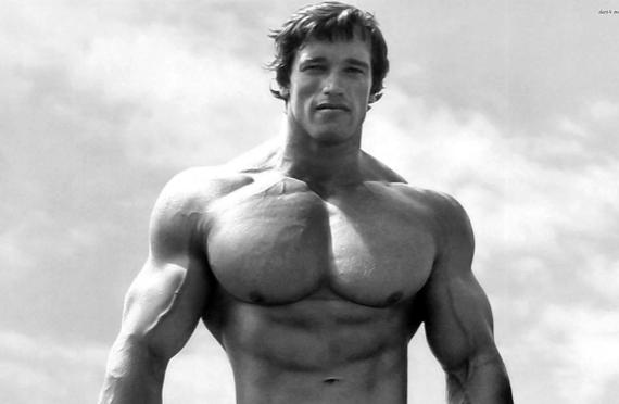 Arnold schwazeneggar