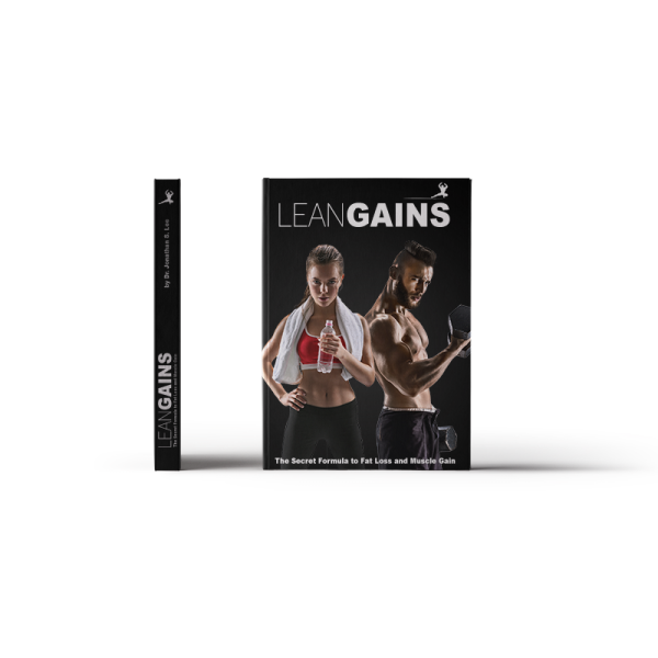 Lean Gains - Book Cover-