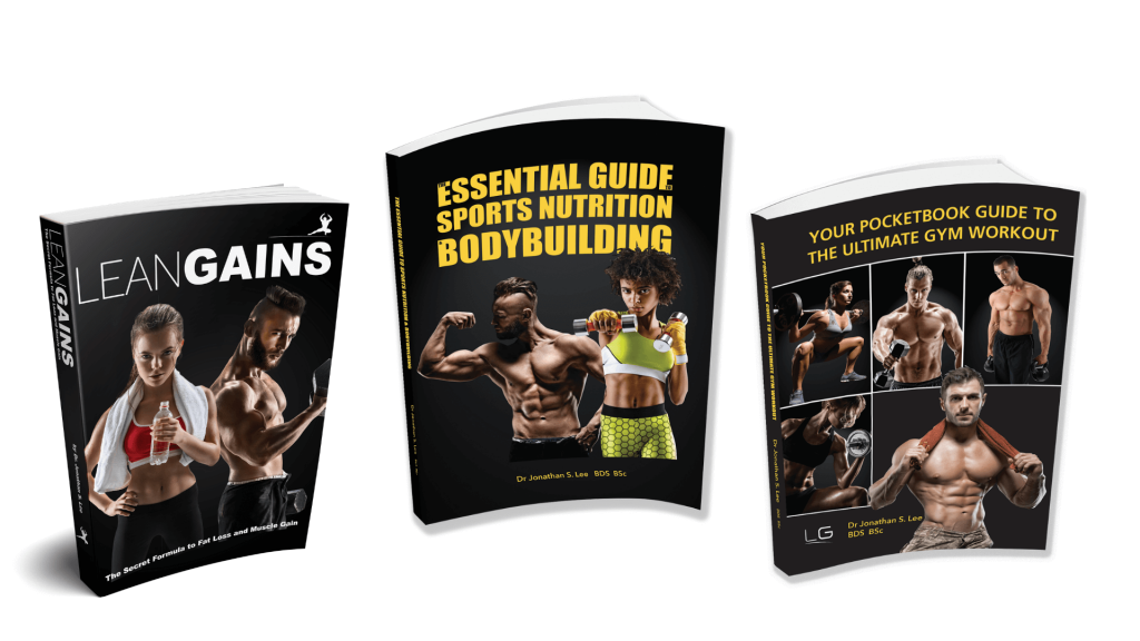 lean gains books
