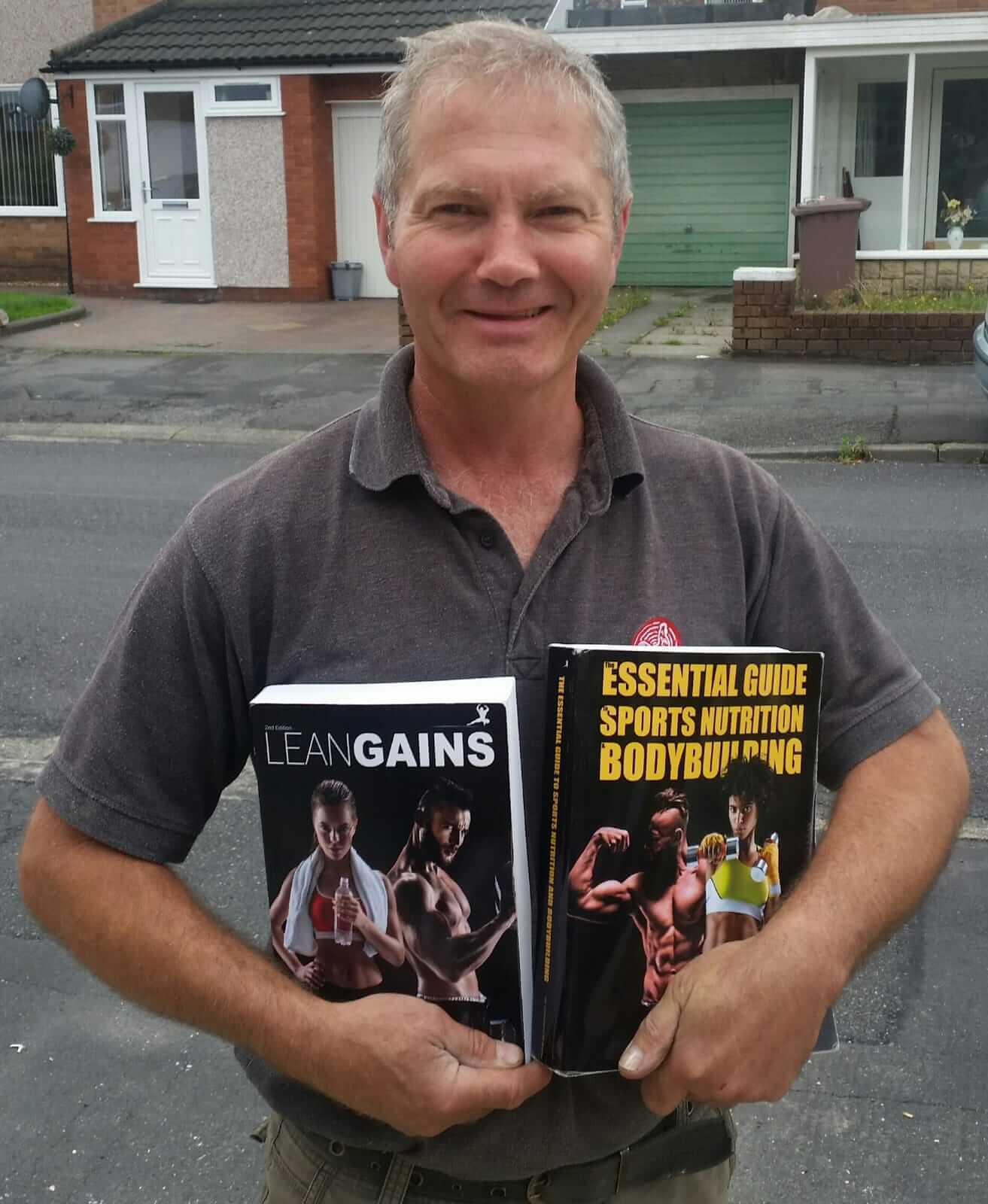 paul holding lean gains book