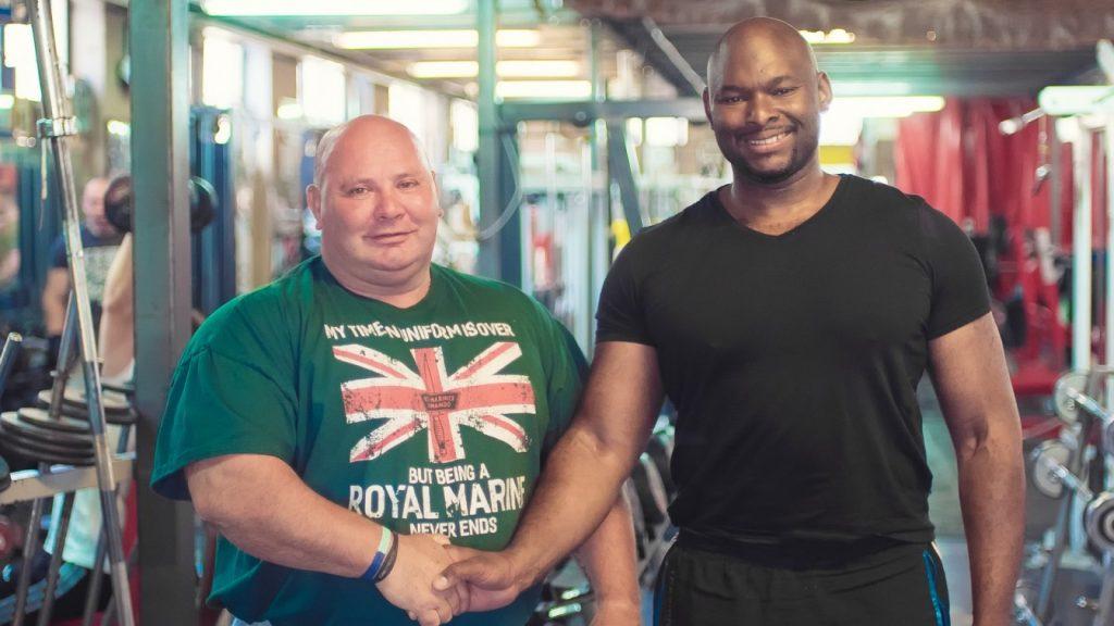 Dave bulldog lean gains uk picture